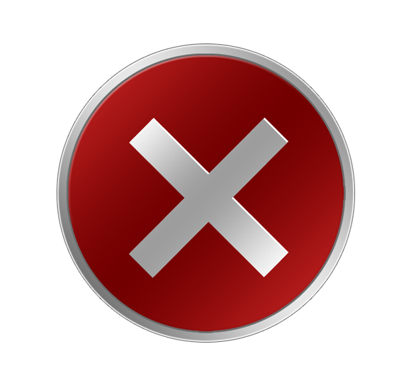 禁止图标的设计(复习)